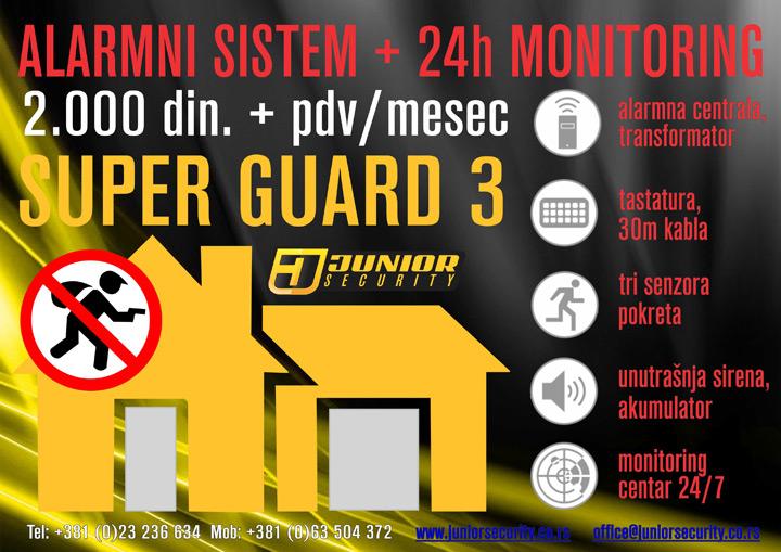 super guard 3