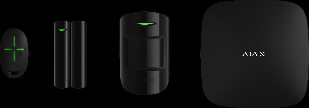 ajax sistem